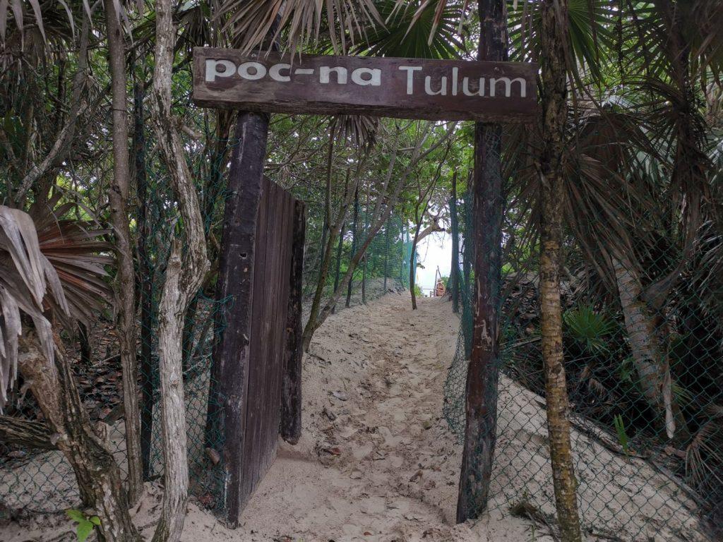 Stränder i Tulum
