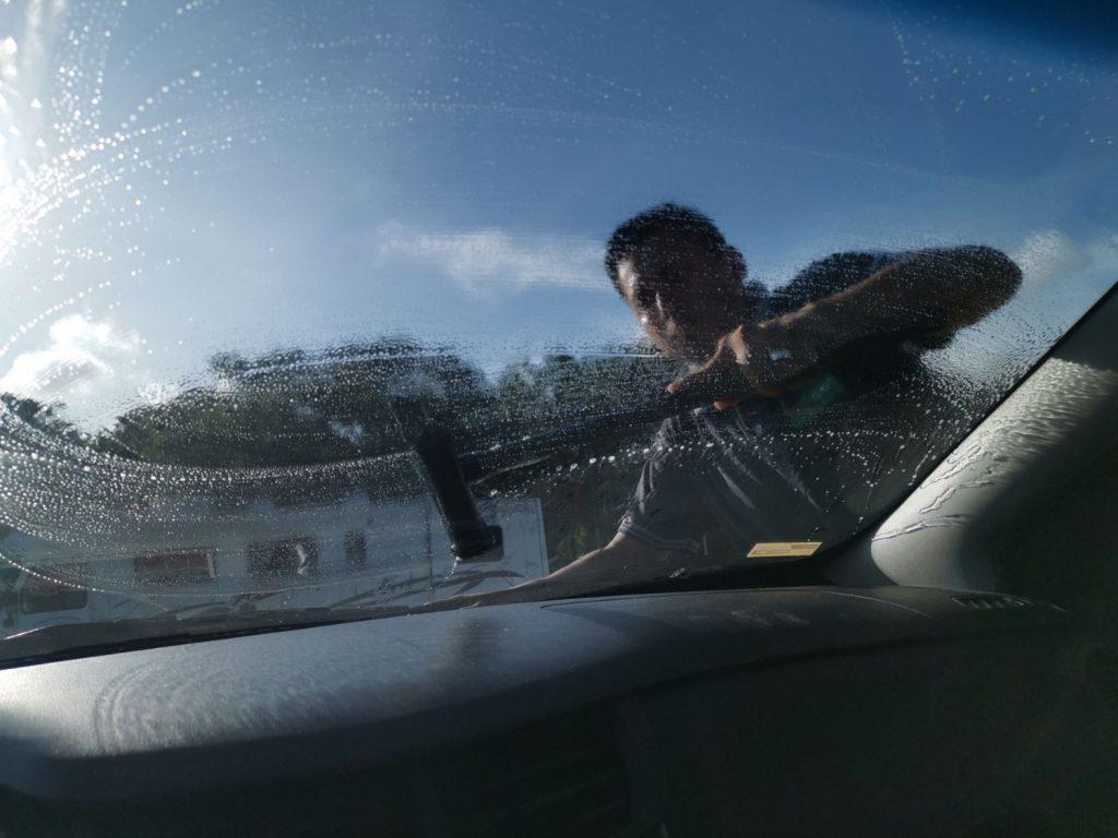 Tanka bilen längs Riviera Maya
