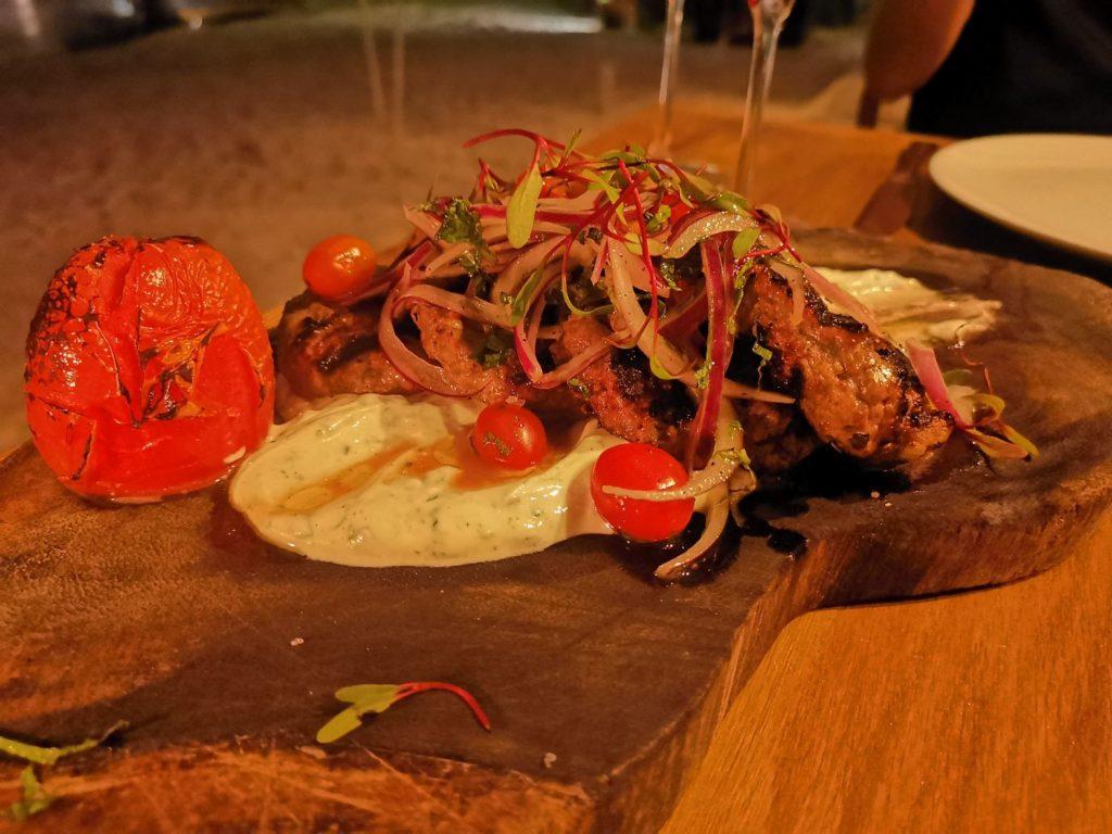 Restauranger vid Tulum beach