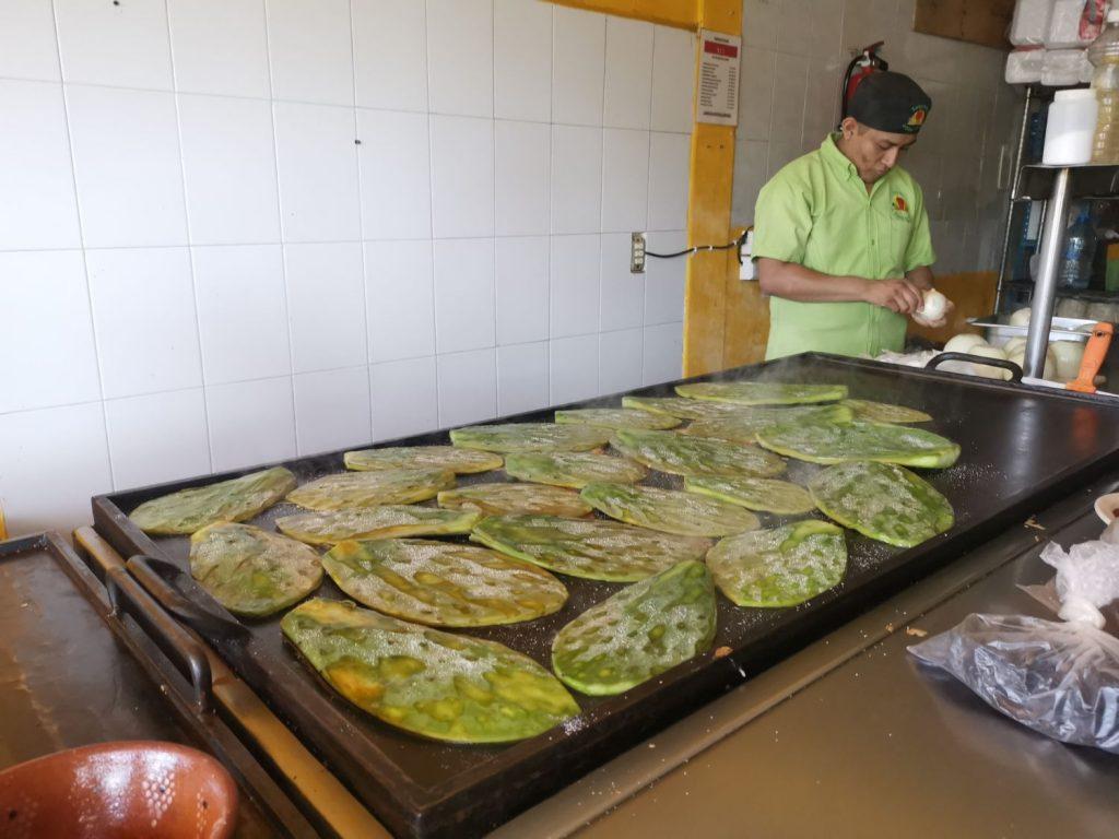 Restauranger i Tulum Town Taqueria El Arbolito