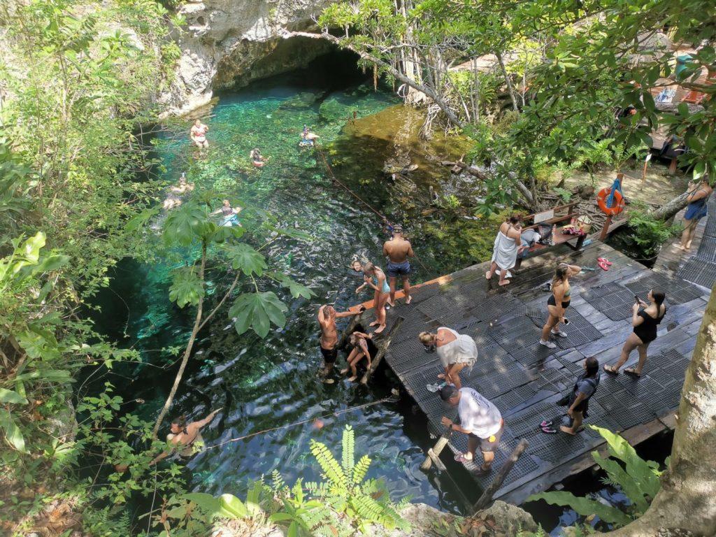 Cenotes i Tulum - Gran Cenote