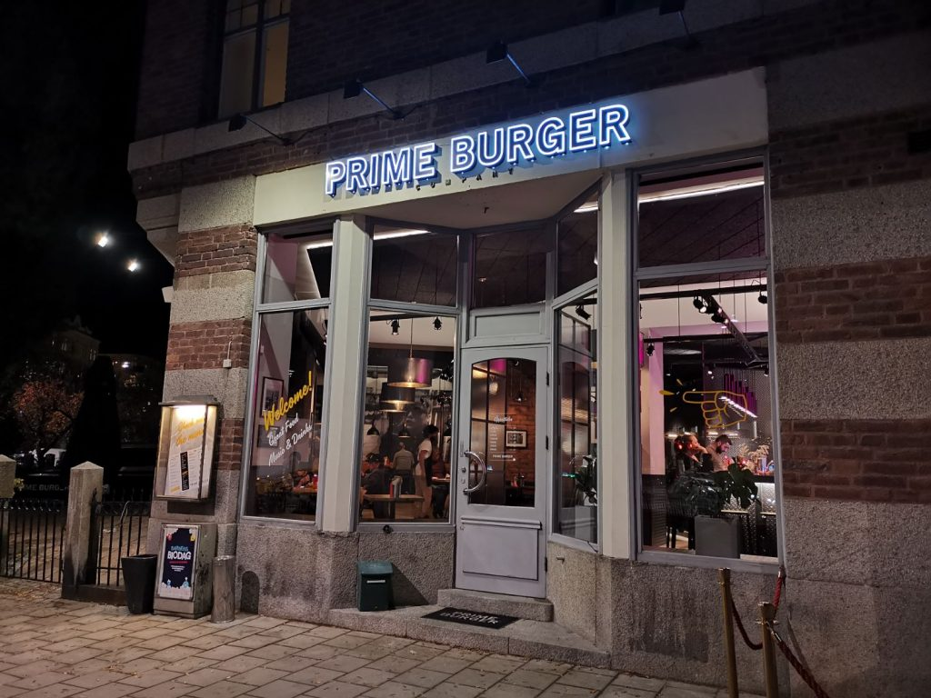 Prime Burger St:Eriksplan