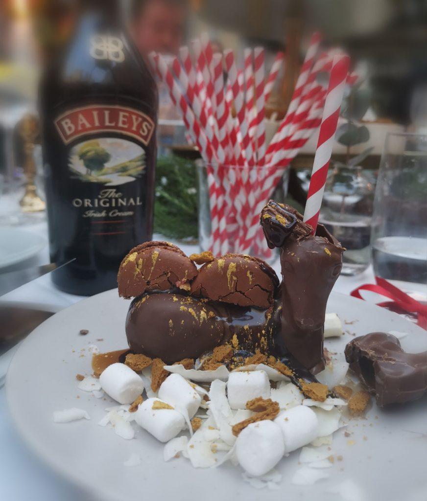 treatmas-bar med Baileys