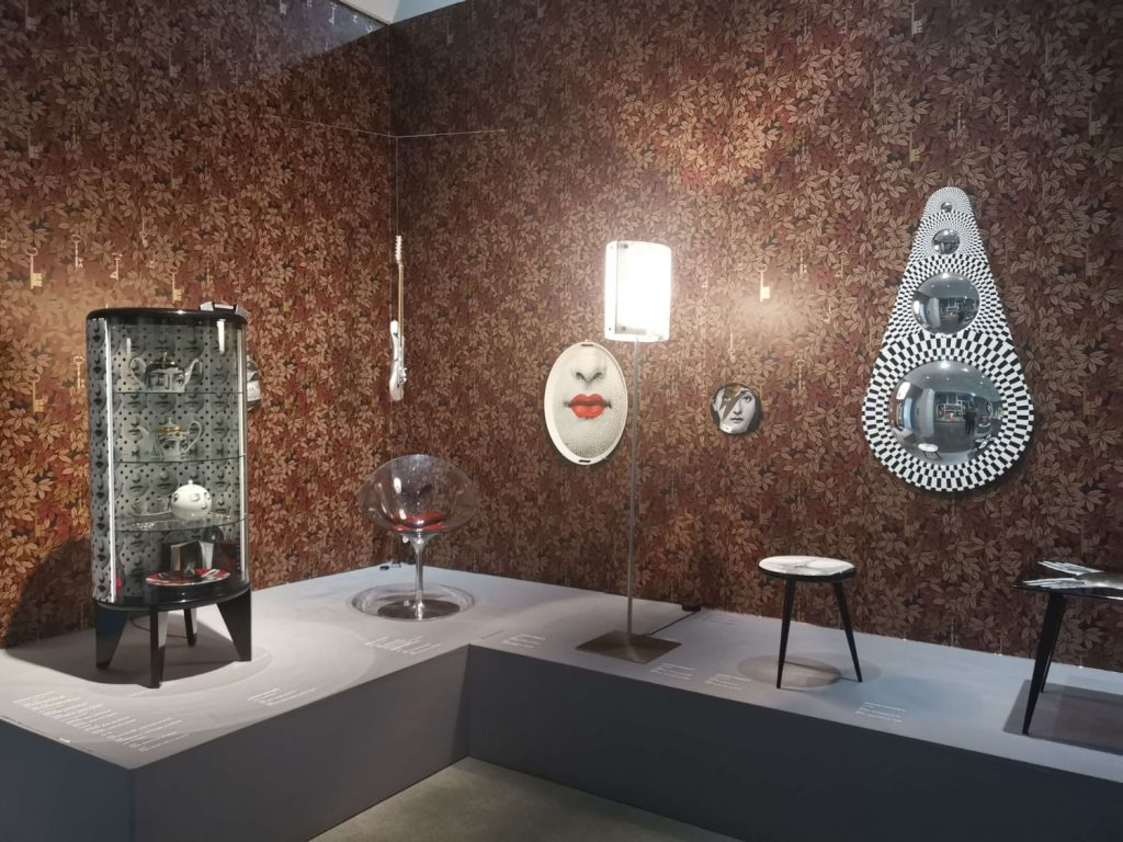FORNASETTI -  Inside Out Outside In