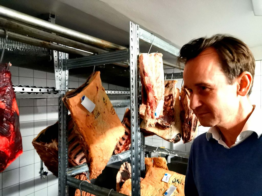Svartengrens köttkällare