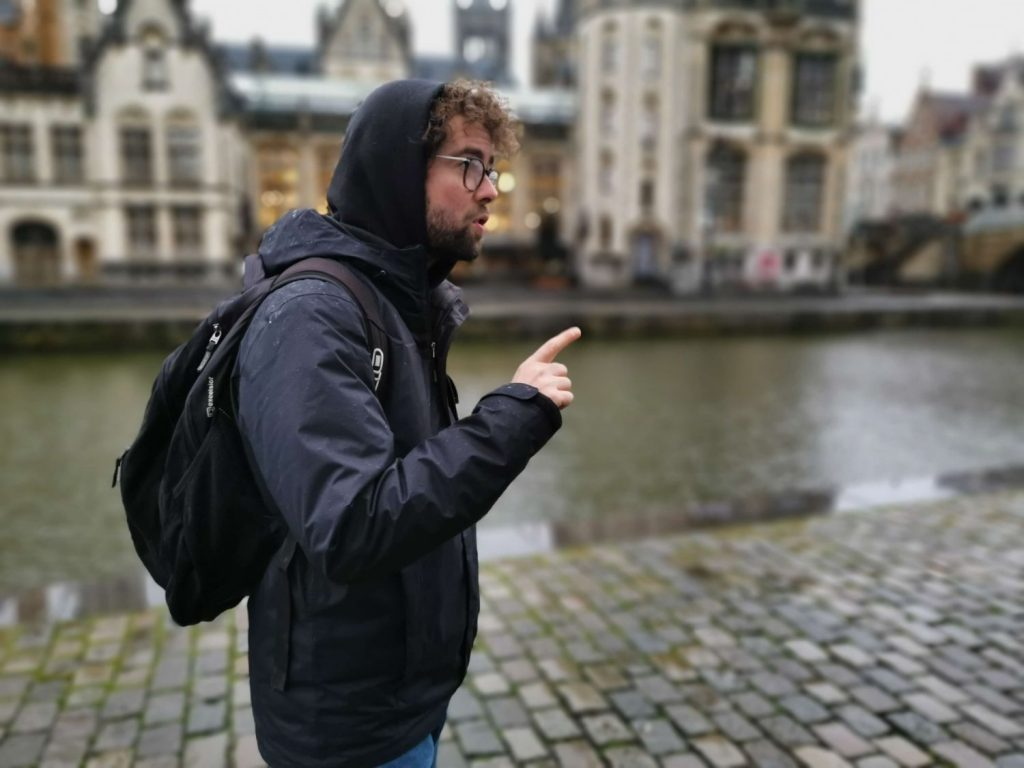 Weekendresa till Belgien - Gent