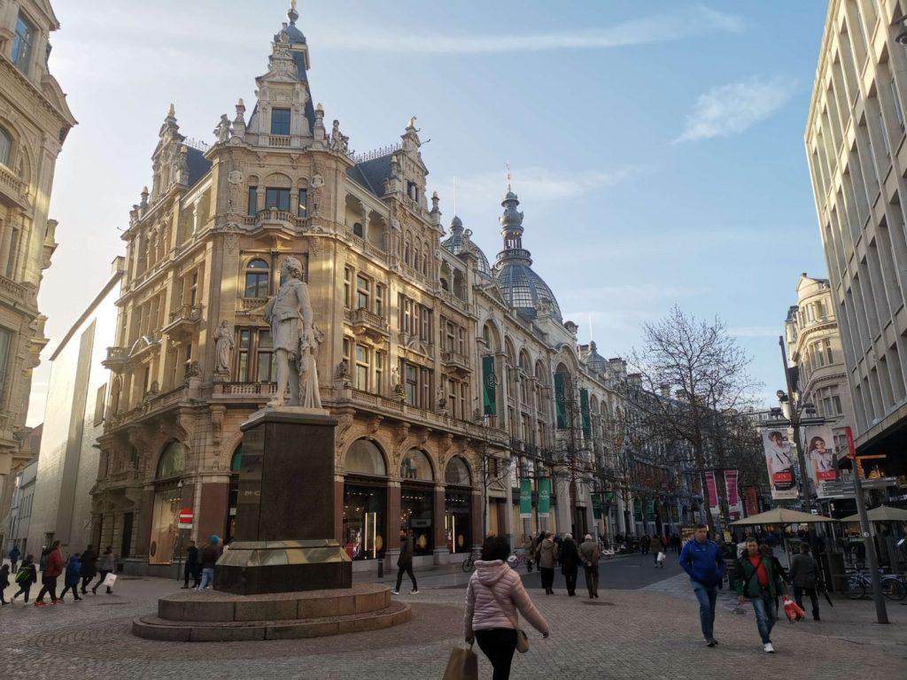 Ett dygn i Antwerpen