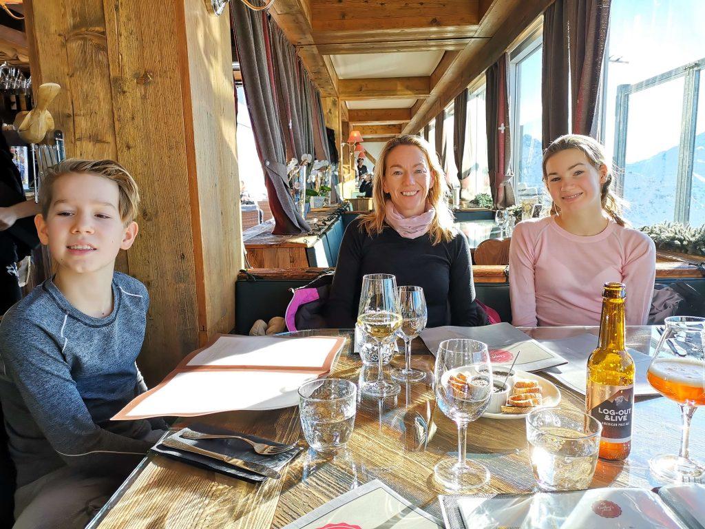 Restauranger i backen i Verbier - The Cuckoo's nest