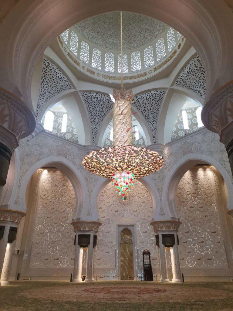 Sightseeing i Abu Dhabi