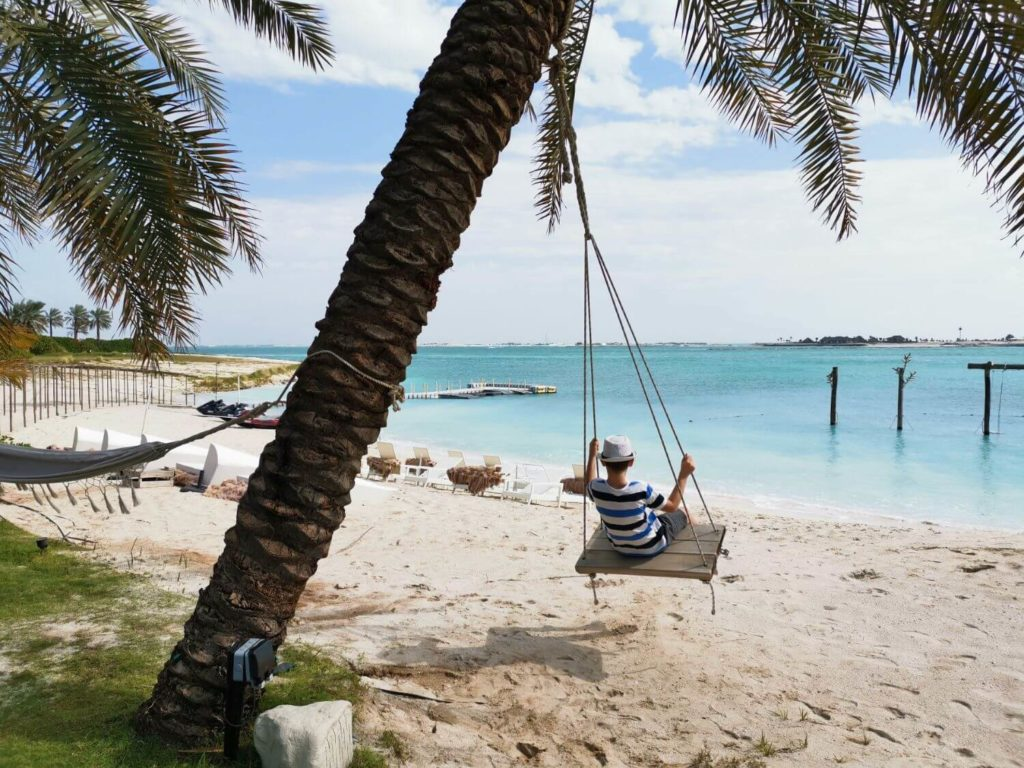 Tio saker att göra i Abu Dhabi