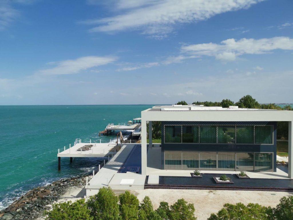 Hotell på Zaya Nurai Island