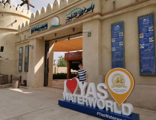 Yas Waterworld i Abu Dhabi