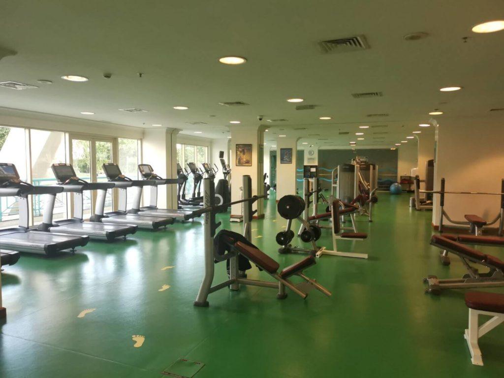 Gym och squash
