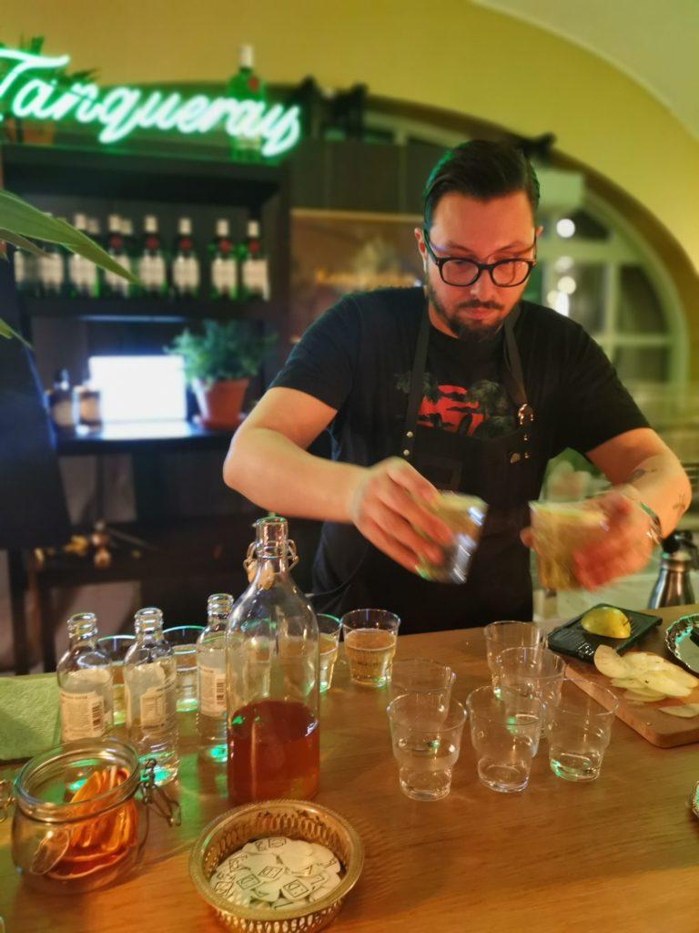 Ginbar på Ölmässan