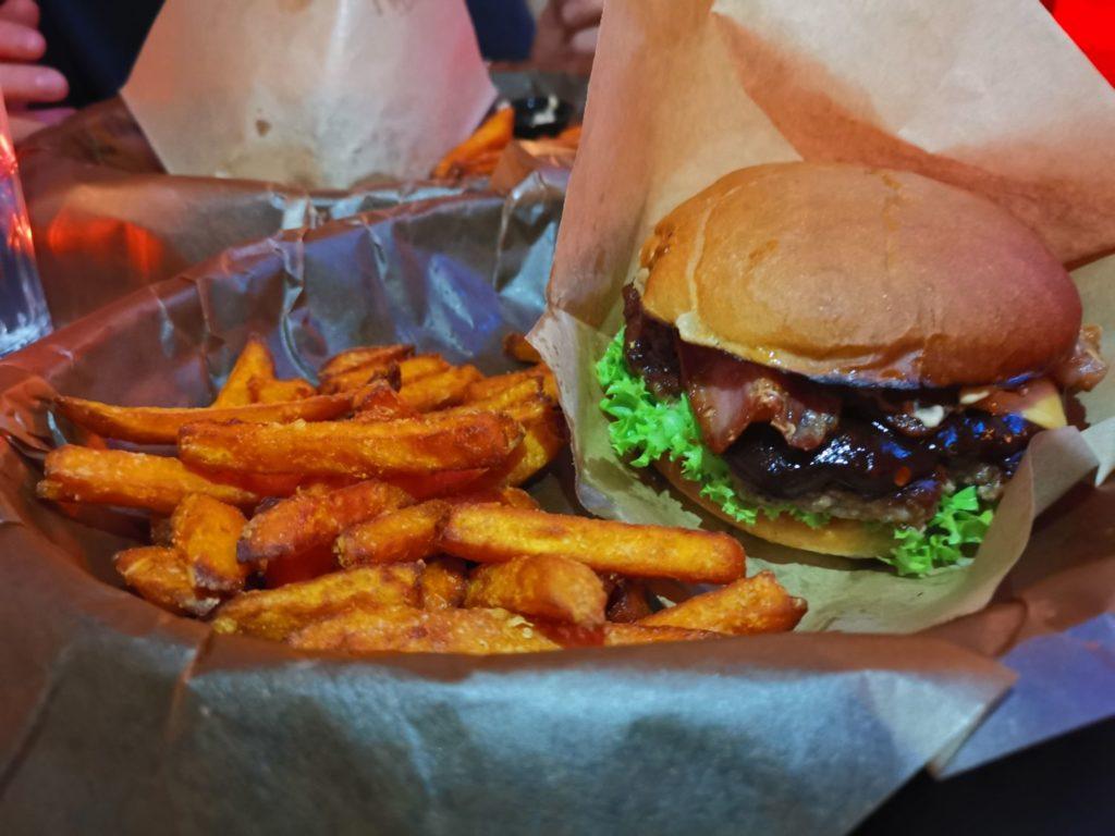 Franky's burgers