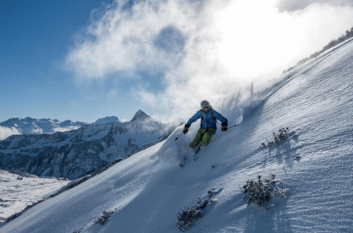 Skidweekend i Vorarlberg