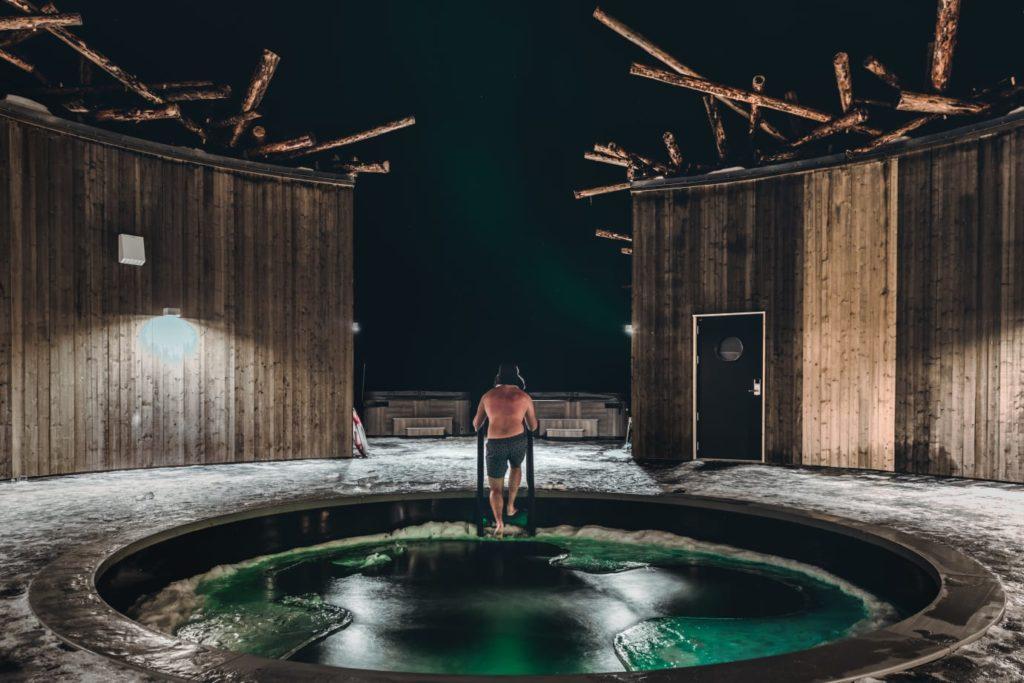 Arctic Bath isbad