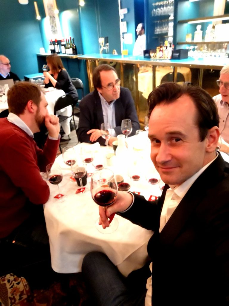 Wine Makers dinner med Penfolds -