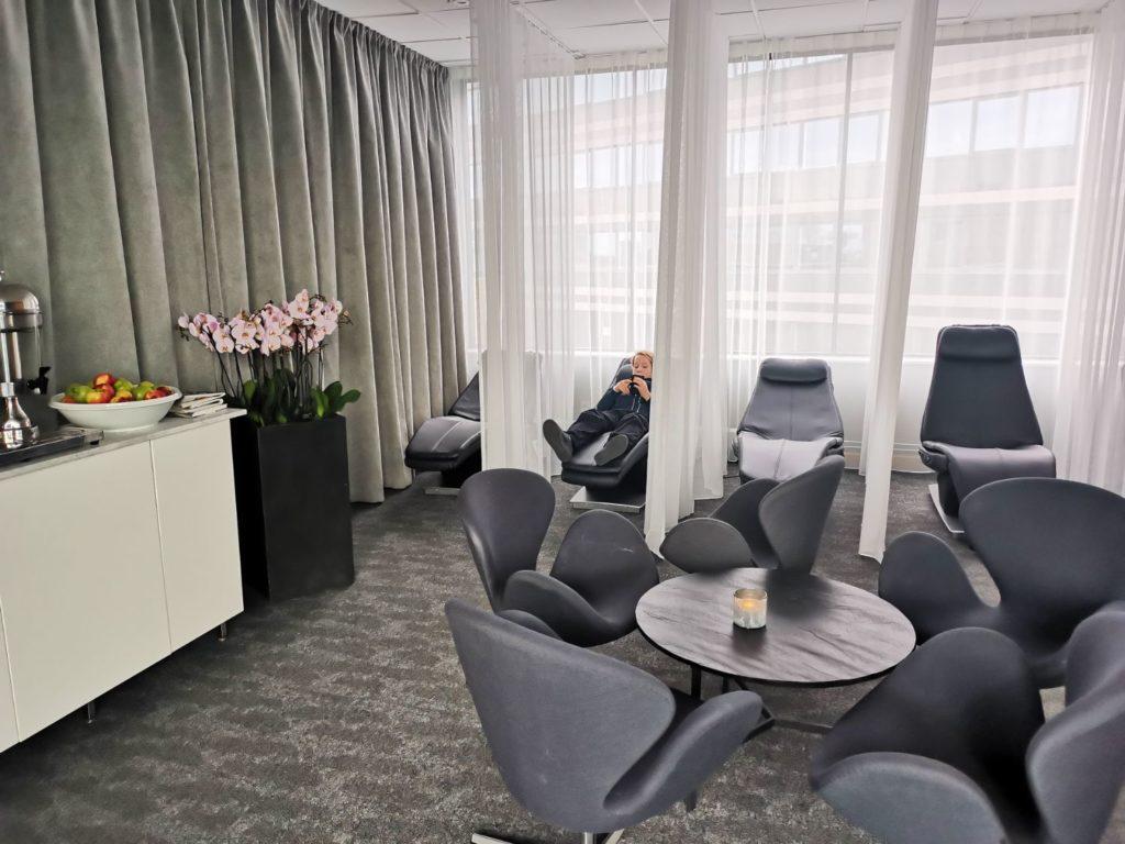 Lounge på Selma City Spa