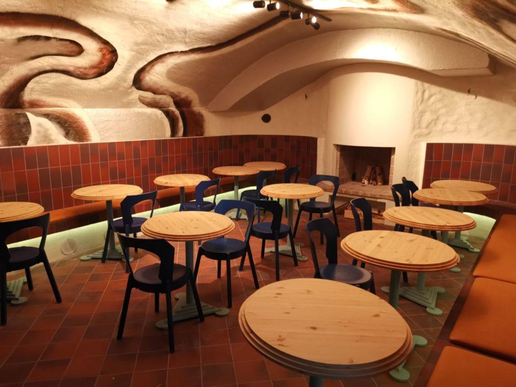 Restaurang Leoparden i Stockholm