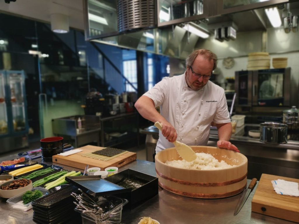 Kurs i Japansk Matlagning