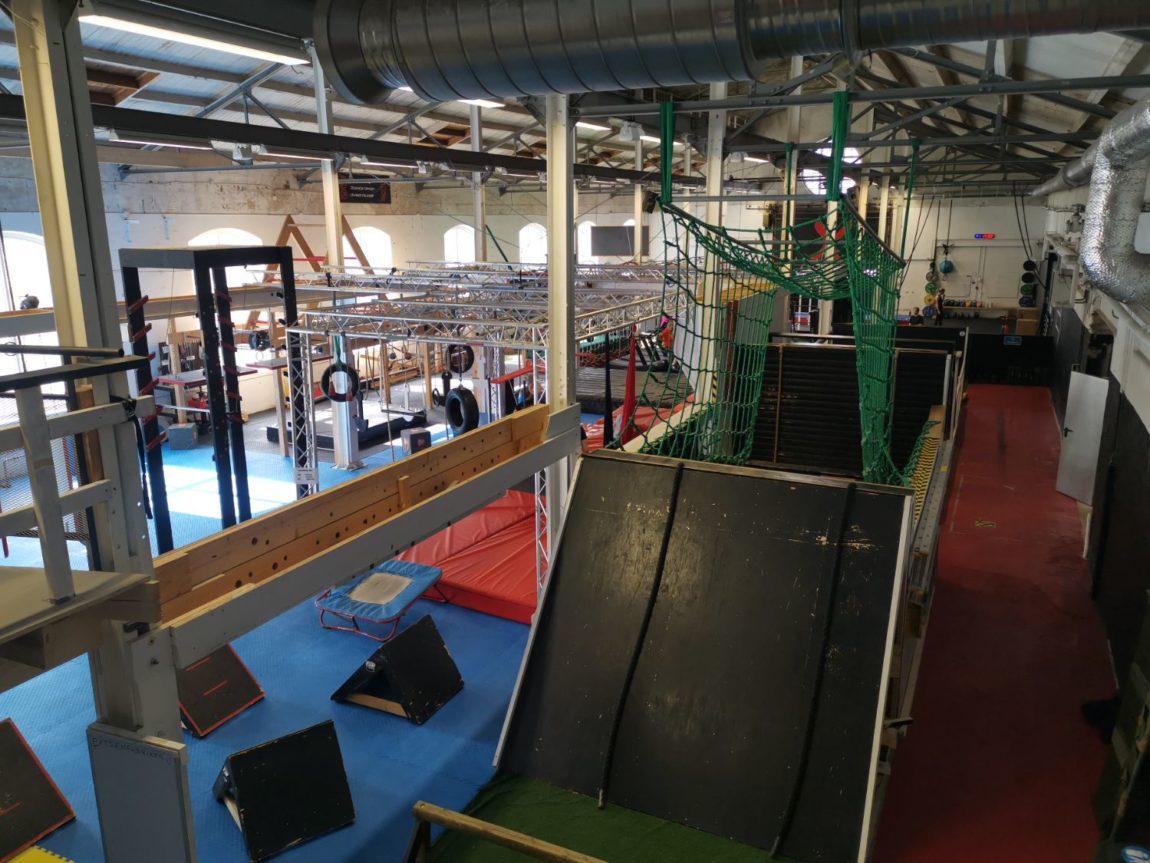 Extremfabriken i Järfälla
