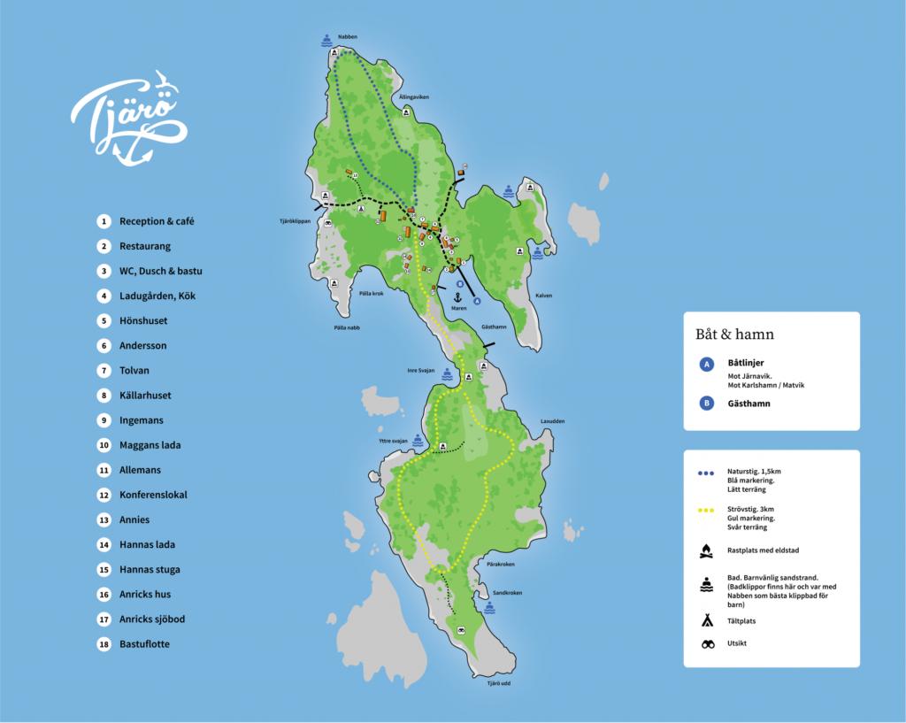 Tjärö - en av Blekinges vackraste öar