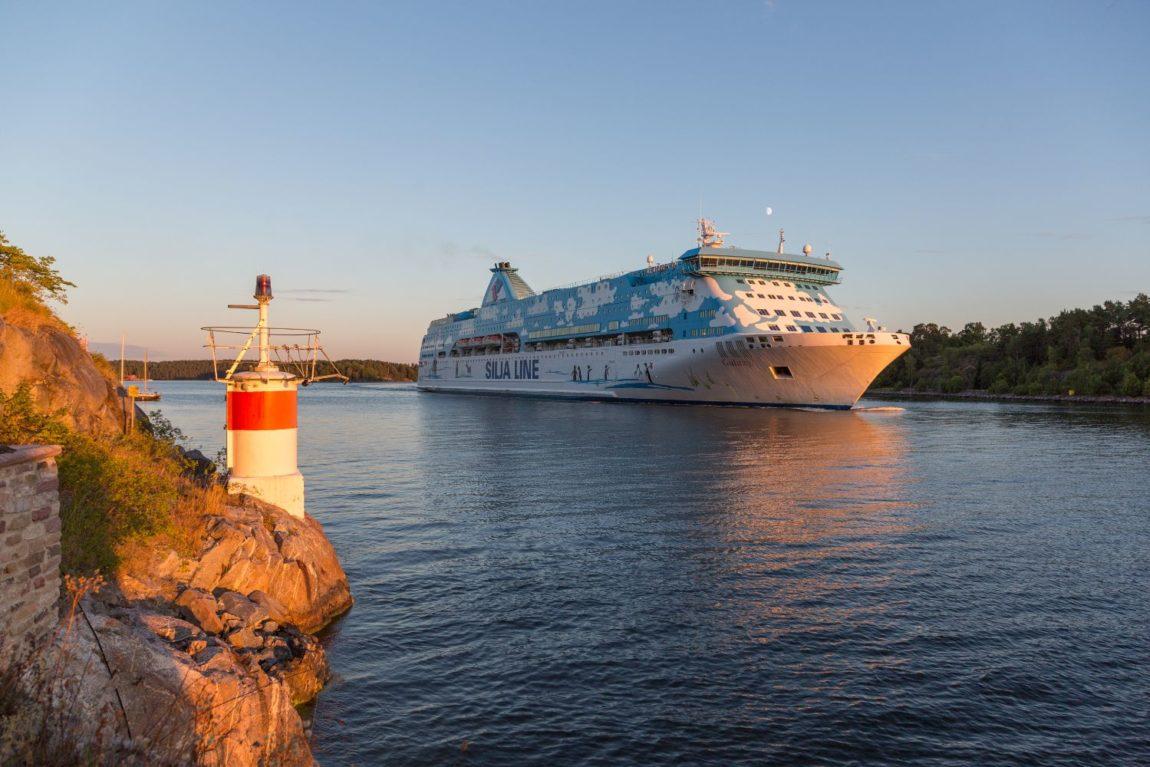 kryssningar till Visby