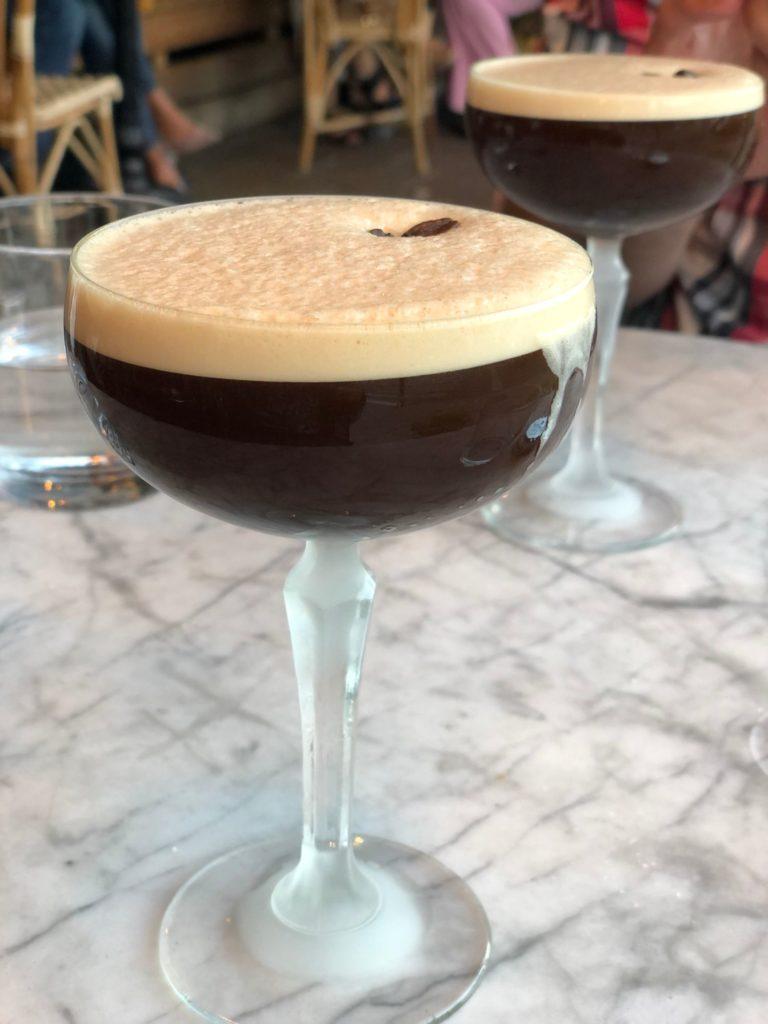 Restaurang Strandvägen 1 espresso martini