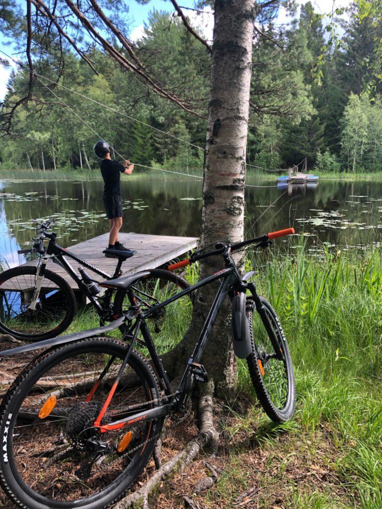 Sommarsemester i Sverige