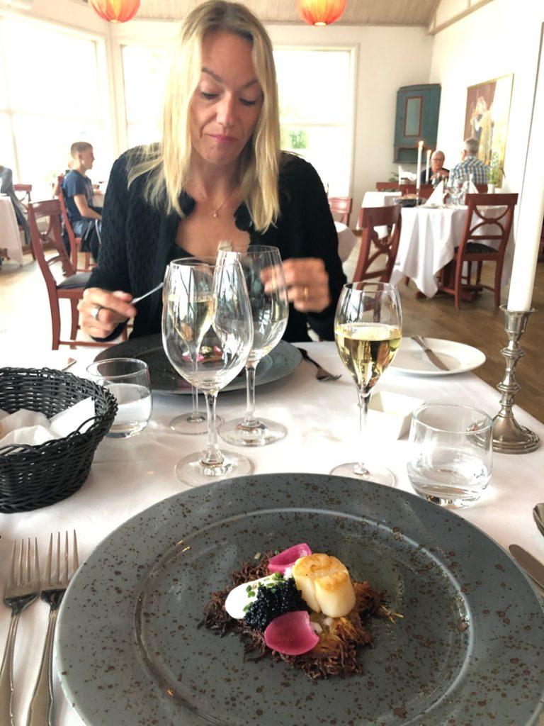 Restaurangen på Orbaden Spa
