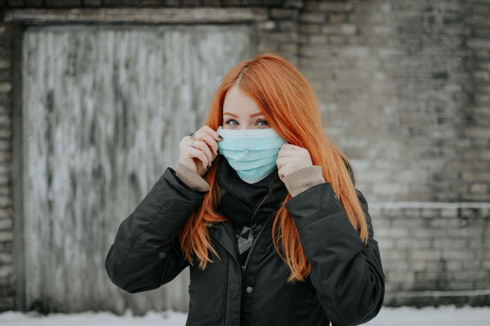 Fem anledningar till att ansiktsmasker inte är lösningen