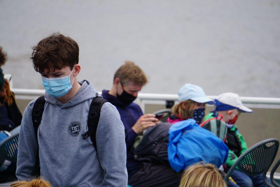 Fem anledningar till att munskydd inte är lösningen