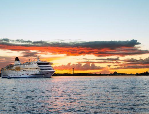 Weekendkryssning med Viking Line