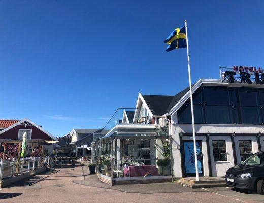 Hotell Trubaduren på Hönö