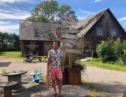 Saker att göra kring Varberg och Falkenberg. Från bästa stället för ett morgondopp, till naturreservatet Morups tånge och lunch på Strömma Farmlodge!