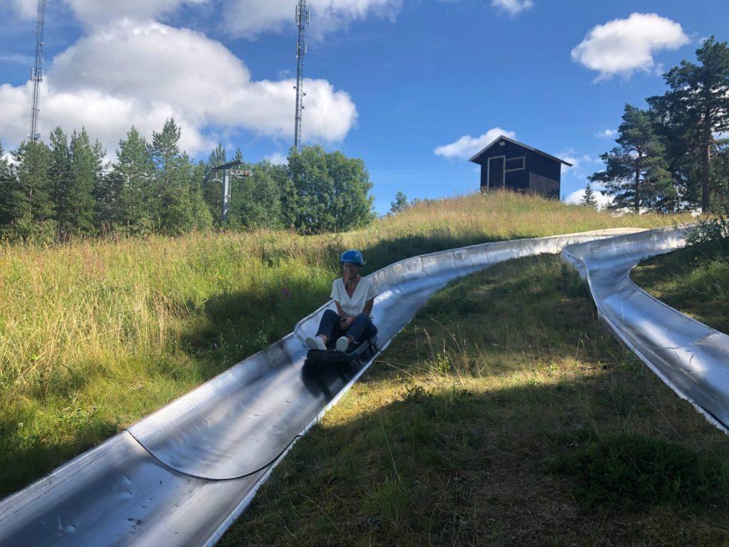 Rodel i Rättviksbacken