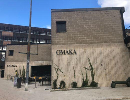 Omaka - bryggeri och restaurang