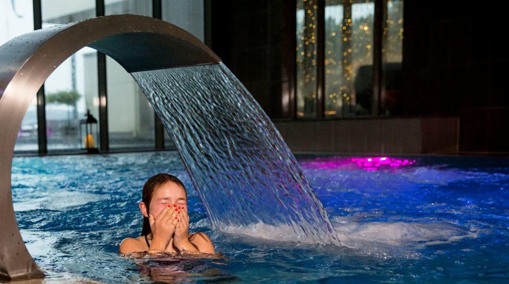 Höstlov på hotell med spa för barnfamiljer Strömstad Spa