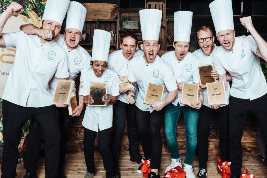 Årets Kock 2020 - finalister