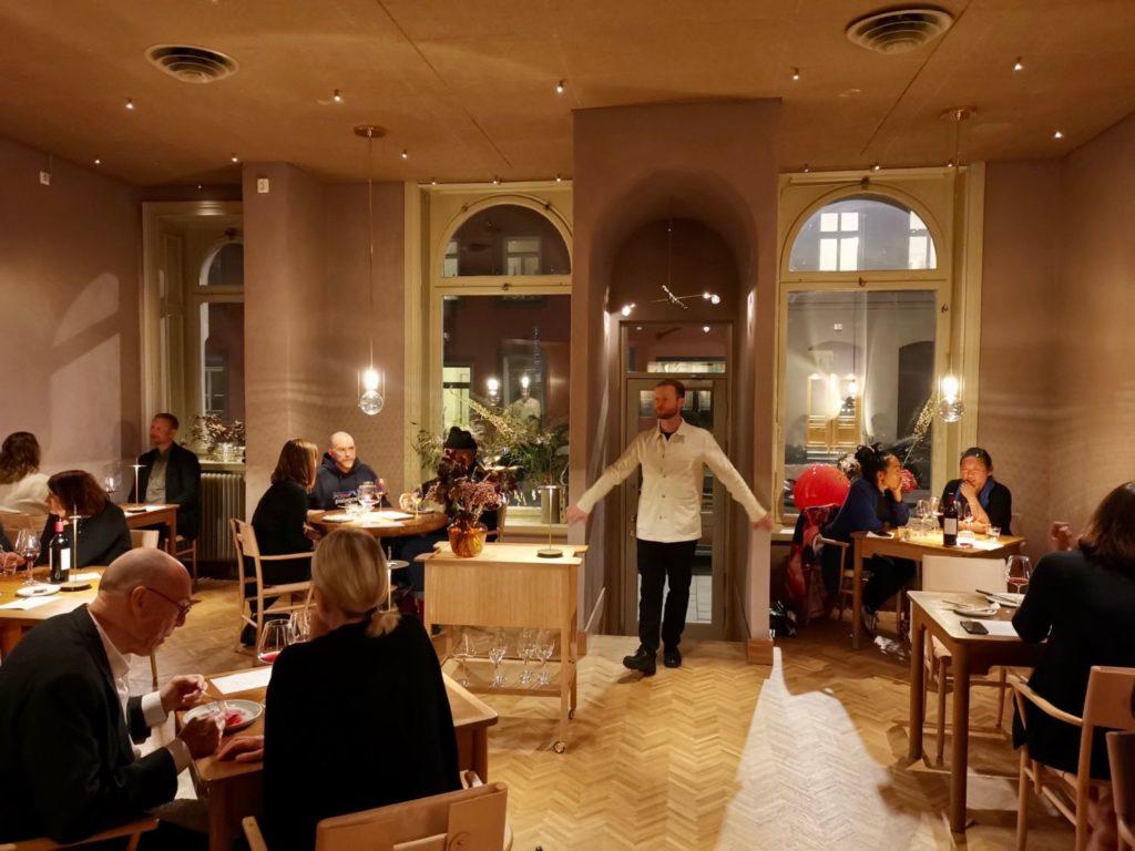 Restaurang Petri Matsalen