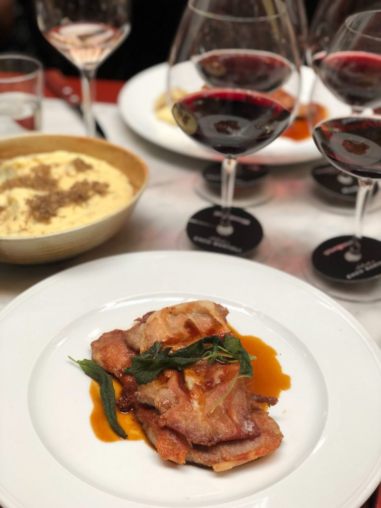 Italiensk vinlunch på Taverna Brillo med Enzo Bartoli Wines