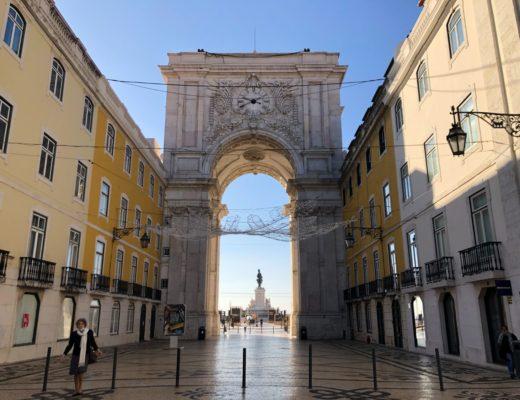 Weekend i Lissabon