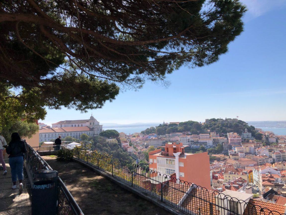 Sightseeing i Lissabon
