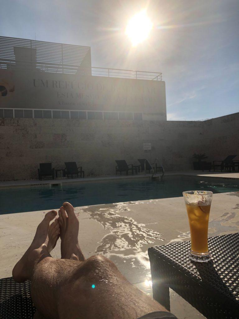 Hotell med utomhuspool i Lissabon - Sheraton Lisboa Hotel & Spa