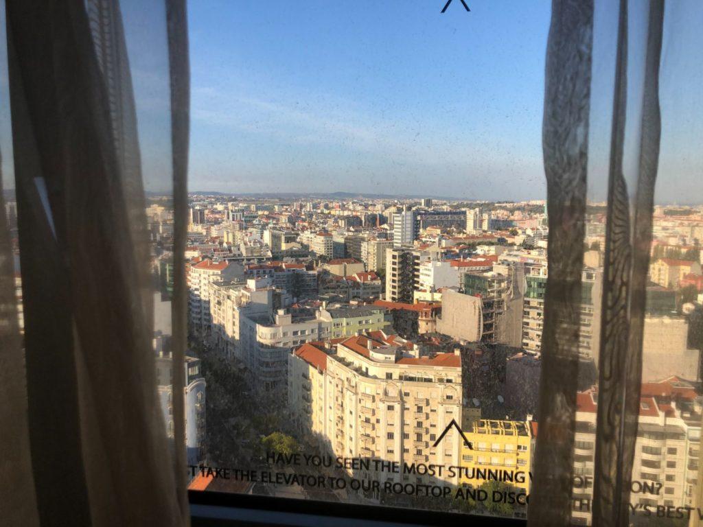 Rummen på Sheraton Lisboa Hotel & Spa