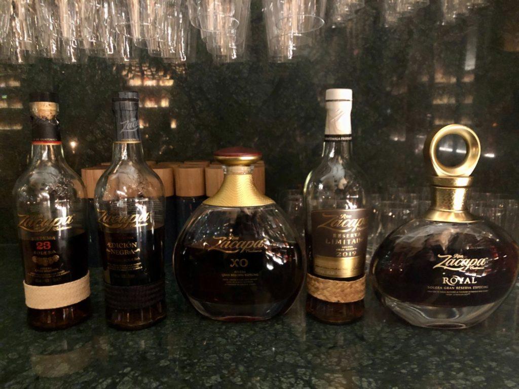 Romprovning på Cane Rum Society med Ron Zacapa