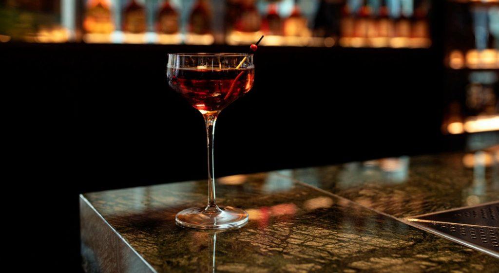 Rom Manhattan på Cane Rum Society med Ron Zacapa