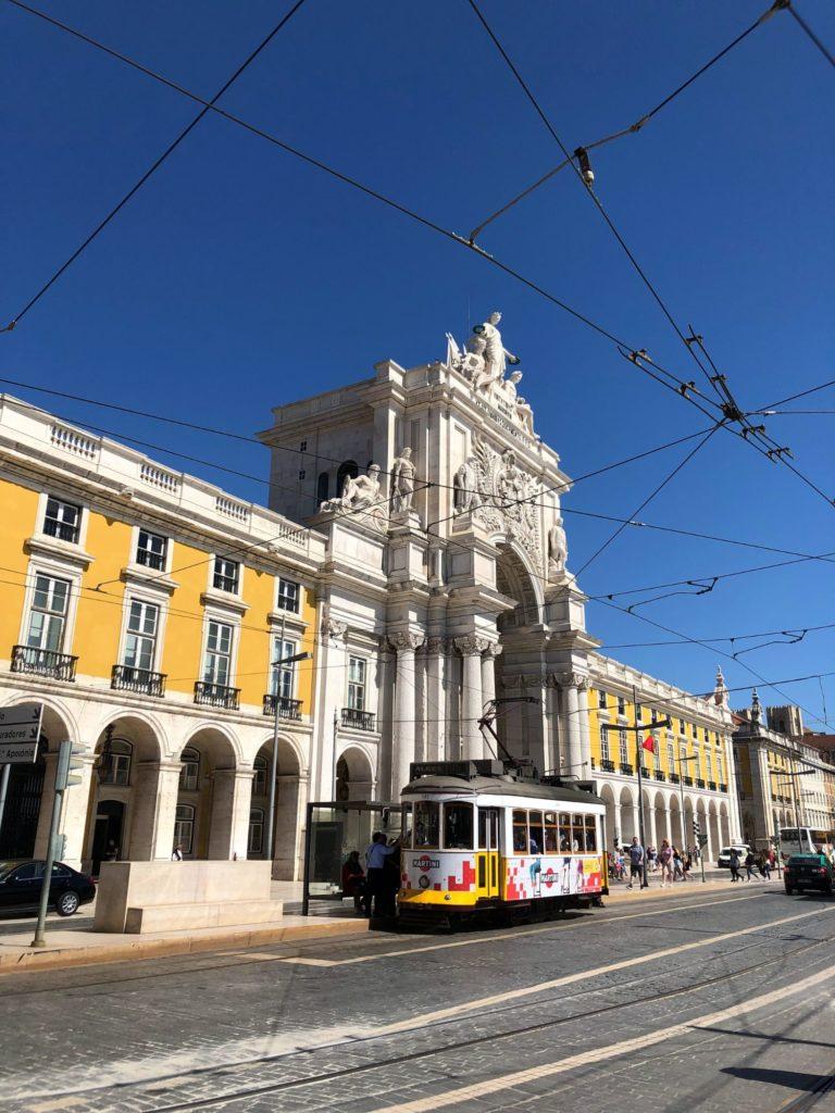 Weekend i Portugal - sightseeing i Lissabon