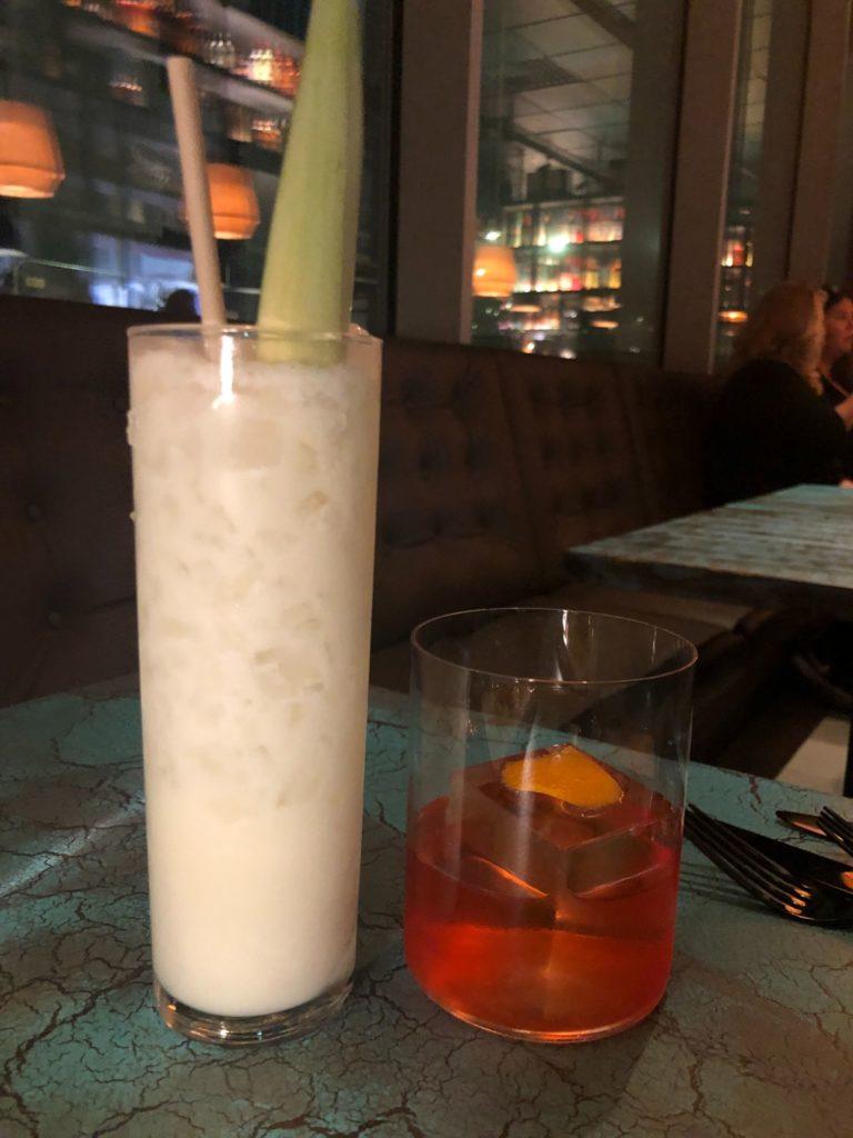 Cane Rum Society drinkar